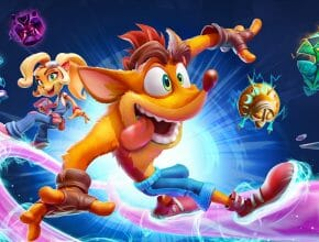 Crash Bandicoot 4 Featured