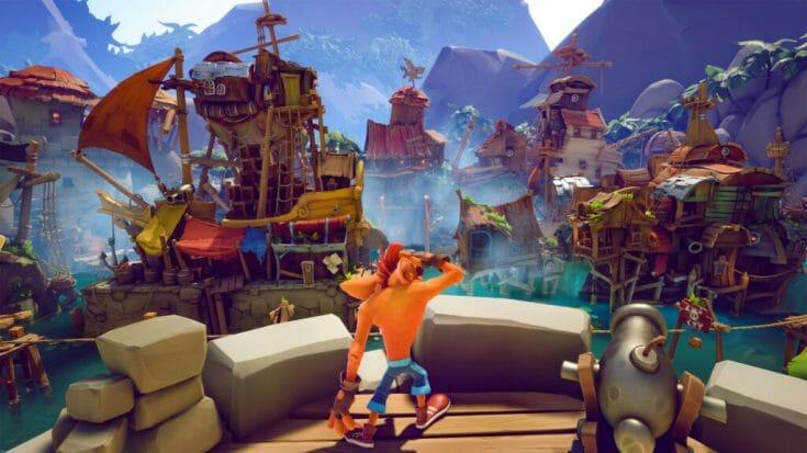 Crash Bandicoot 4 Screenshot 1