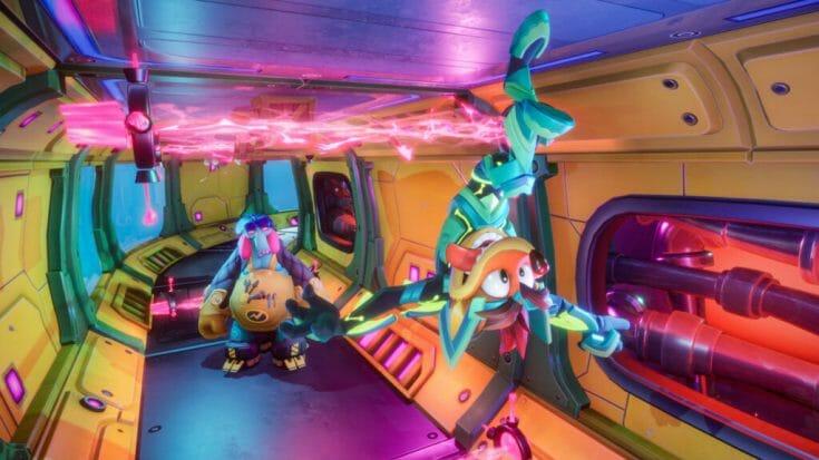 Crash Bandicoot 4 Screenshot 2