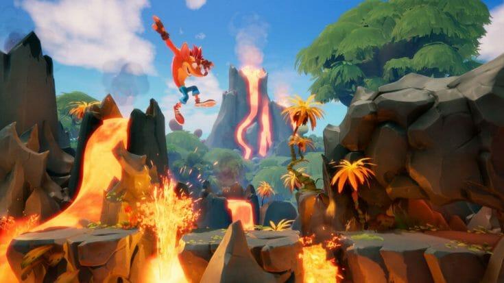 Crash Bandicoot 4 Screenshot 3