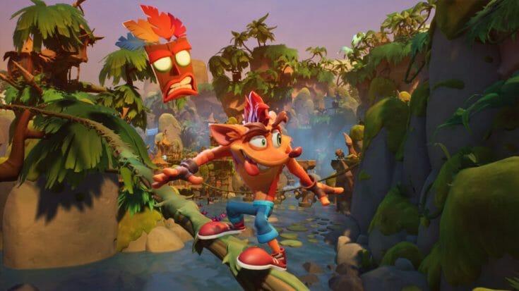 Crash Bandicoot 4 Screenshot 4