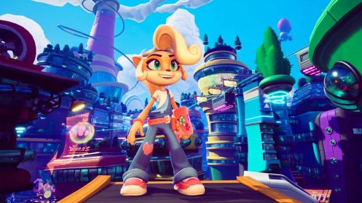 Crash Bandicoot 4 Screenshot 5
