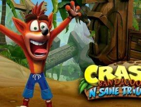 Crash Bandicoot NSane Trilogy Featured