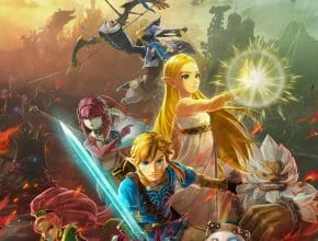 Hyrule Warriors Age of Calamity Featured