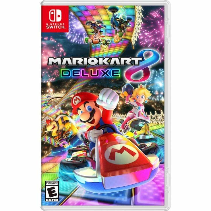 Mario Kart 8 Deluxe Boxart