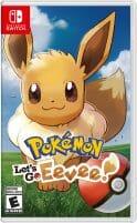 Pokemon Let's Go Eevee Boxart