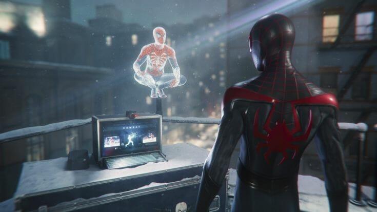 Spiderman Miles Morales Screenshot 1