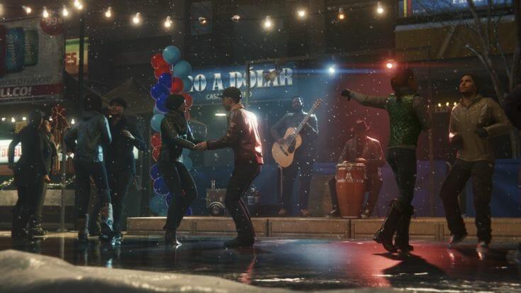Spiderman Miles Morales Screenshot 3