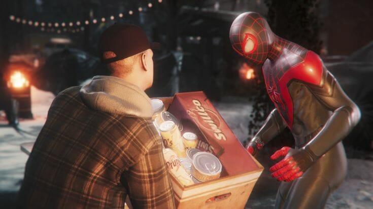Spiderman Miles Morales Screenshot 6