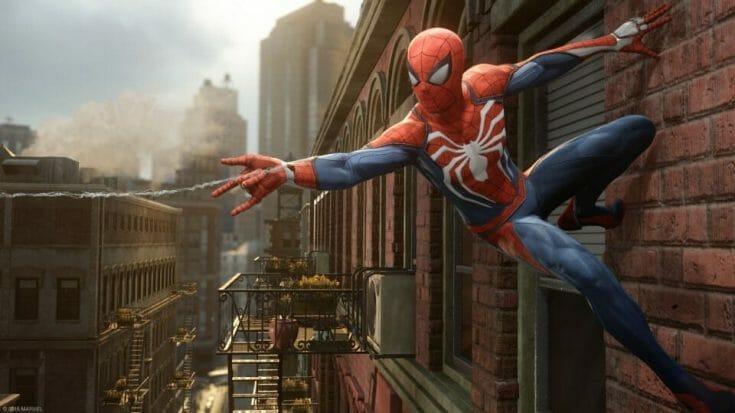 Spiderman PS4 Screenshot 3