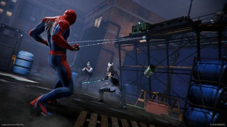 Spiderman PS4 Screenshot 4