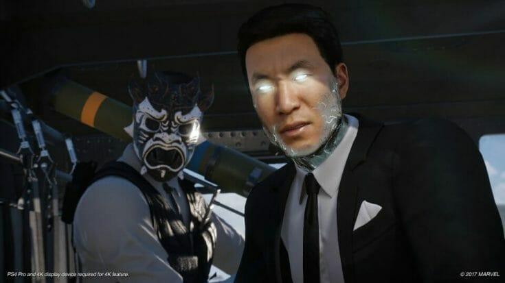 Spiderman PS4 Screenshot 5