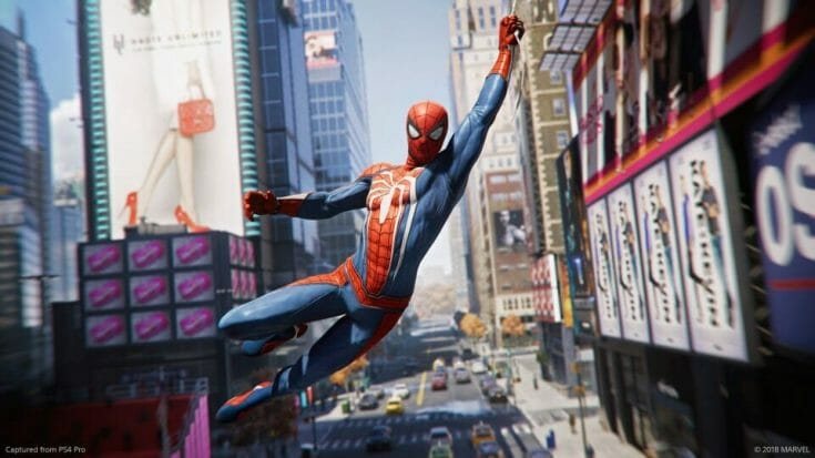 Spiderman PS4 Screenshot 6