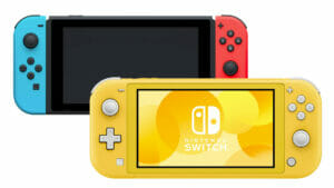 2 consoles Nintendo Switch