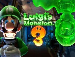 Luigi's Mansion 3 Featured