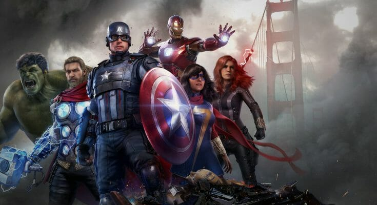Marvel's Avengers Featured