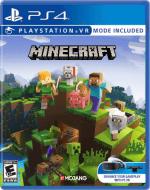 Minecraft Boxart PS4