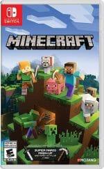 Minecraft Boxart Switch