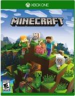 Minecraft Boxart Xbox One
