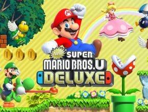 New Super Mario Bros U Deluxe Featured