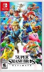 Super Smash Bros Ultimate Boxart