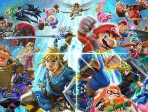 Super Smash Bros Ultimate Featured