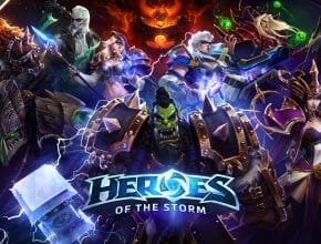 Heroes of the Storm Featured Écran Partagé