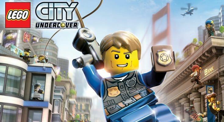 LEGO City Undercover Featured Écran Partagé