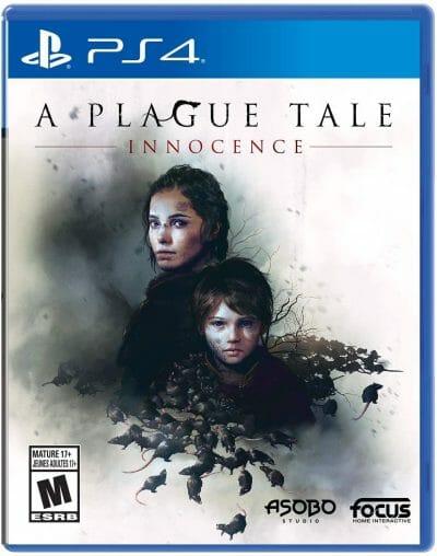 Plague Tale Innocence Screenshot Jaquette Ecran partagé