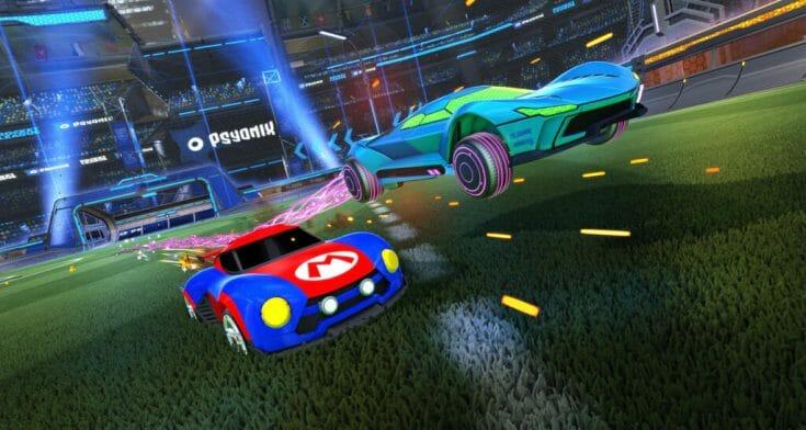 Rocket League Screenshot 5 Écran Partagé