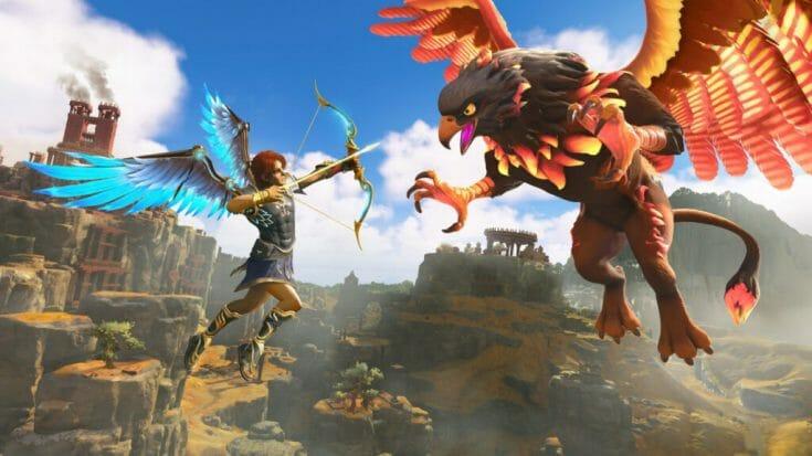 Immortals Fenyx Rising Screenshot 2 Écran Partagé