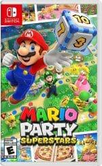 Mario Party Superstars Boxart Ecran Partage