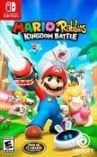 Mario & Rabbids Kingdom Battle Boxart Écran Partagé