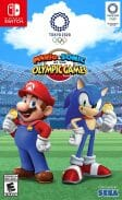 Mario & Sonic 2020 at the Olympic Games Boxart Écran Partagé