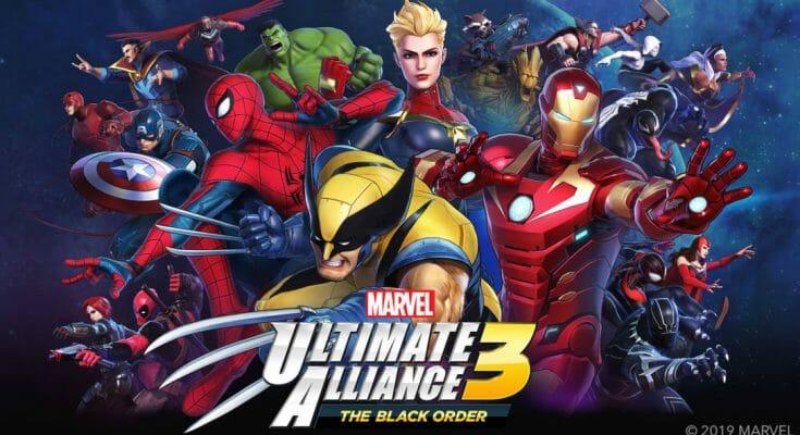 Marvel Ultimate Alliance 3 Featured Écran Partagé