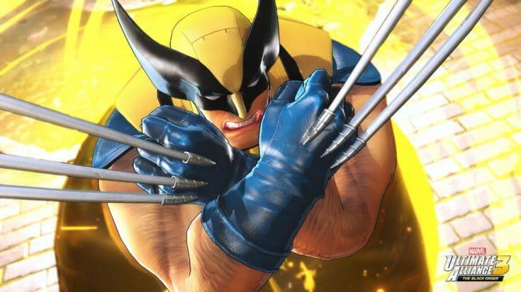 Marvel Ultimate Alliance 3 Screenshot 1 Écran Partagé