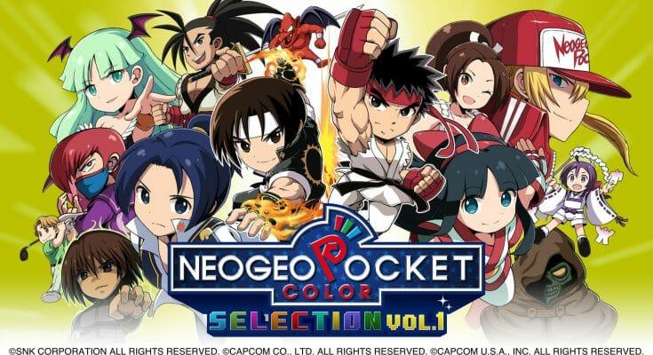 NGPC Selection Vol1 Featured Écran Partagé