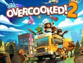 Overcooked 2 Featured Écran Partagé