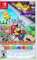 Paper Mario Origami King Boxart Écran Partagé