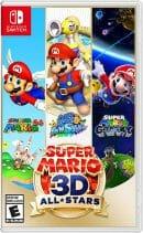 Super Mario 3D All-Stars Boxart Écran Partagé