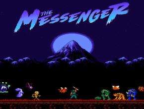 The Messenger Featured Écran Partagé