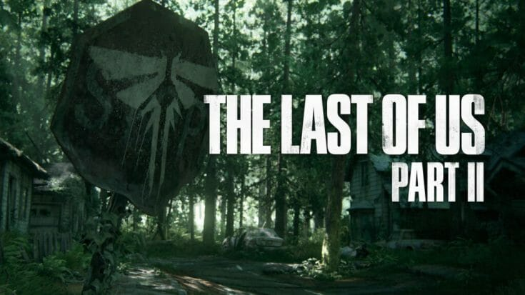 The Last of Us II Image 1 Ecran partagé