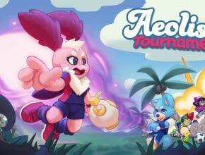 Aeolis Tournament Featured Écran Partagé