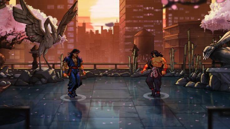 Streets of Rage 4 Screenshot 5 Écran Partagé