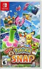 New Pokemon Snap Boxart Écran Partagé