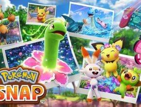 New Pokemon Snap Featured Écran Partagé