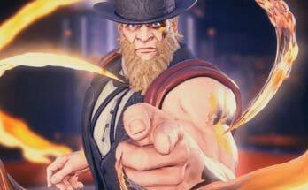 Street Fighter V G Écran Partagé2