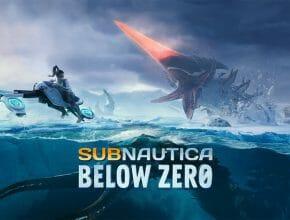 Subnautica Below Zero Featured Écran Partagé