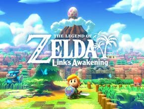 The Legend of Zelda Links Awakening Featured Écran Partagé