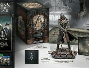 Assassin's Creed Syndicate Collector Ecran Partage